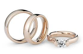 wedding rings niessing wedding rings discover the color of your