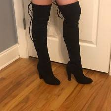 s knee boots size 9 steve madden knee boots for us size 9 ebay