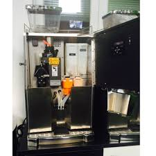 espresso coffee brands refurbished neva bean to cup 3 canister coffee machine coffetek