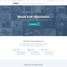 design home page online 23 free one page psd web templates in 2017 colorlib