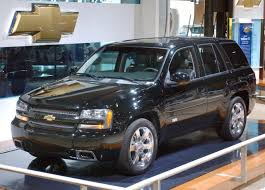 2006 chevrolet trailblazer ss chevrolet pinterest