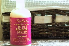 Washing Hair After Coloring Red - review sheamoisture superfruit complex 10 in 1 renewal hair care