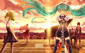 anime music girl wallpaper anime inspiring anime music wallpaper anime music wallpaper