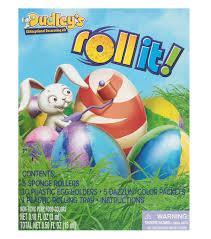 easter egg decorating kits dudley s roll it egg decorating kit joann