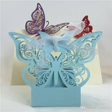 wedding souvenir paper packing boxes wedding souvenir chocolate boxes laser cut