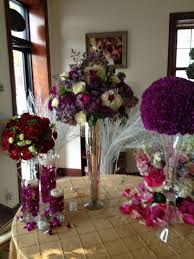 sweet 16 table centerpieces island sweet 16 flowers quinceanera florist click on the
