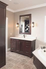 Dark Vanity Bathroom by Best 25 Dark Vanity Bathroom Ideas On Pinterest Dark Cabinets