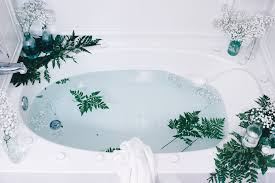 treat yourself to the winter bath hello lovely living
