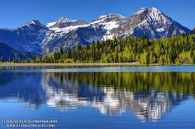 Utah mountains images Silver flat lake in spring wasatch mountains utah flickr jpg