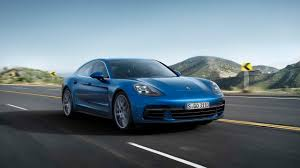 matte black porsche panamera the 2017 porsche panamera 4s is the new autobahn king the drive