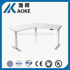 L Shaped Adjustable Height Desk Adjustable L Shape Desk Adjustable L Shape Desk Suppliers And
