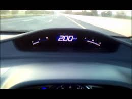New Honda Civic 2015 India Crossing 200 In Honda Civic Reborn Wmv Youtube