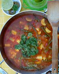 weight watchers mexican zero points soup recipe a veggie
