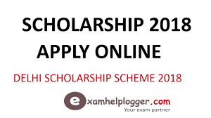 sc st welfare delhi application form 2018 apply online