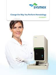 xn 1000 r change the way you perform hematology tissue biology