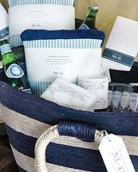 Basket For Wedding Programs Wrap Up A Welcome Basket For Your Wedding Guests Wedding From