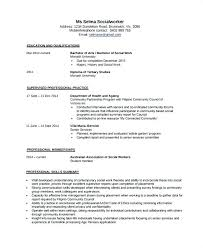 social worker resume template resume of a social worker social work resume exles social work
