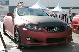 lexus is300 yonaka coilovers official pics vip auto salon is350 c u003e debuts sema 2009