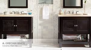 bathroom tiling idea tile ideas and tile trends at the home depot
