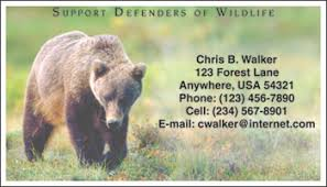 defenders of wildlife grizzly checks petchecksdirect