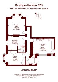 2 bedroom kensington mansions trebovir road earls court sw5