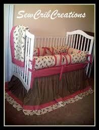 Baby Boy Monkey Crib Bedding Sets Deluxe Sock Monkey Custom Baby Crib Bedding With Appliqued Crib
