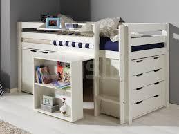 Dormitorio Infantil 03 Chambre D Enfants Ou D Lit Combiné Alize Iii 90x200 Cm Pin Blanc Chez Mobistoxx