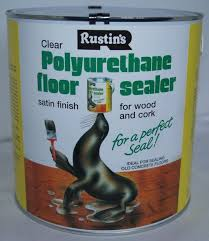 rustins polyurethane floor sealer satin 5l rustins supplies