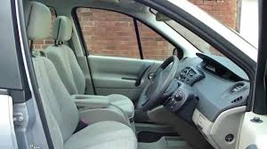 renault scenic 2002 specifications 2004 04 renault scenic 1 6 cat c youtube