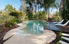 relaxing garden design ideas with spectacular pools abpho