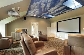 Projector Media Room - the media room limitless possibilities for everyone dtv