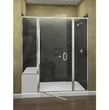 Shower Door Hinged by Showers Shower Doors Hinged Grove Supply Inc Philadelphia
