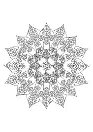 dessin mandala coloriage adulte pinterest coloring books and