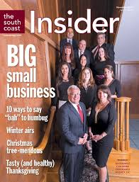 the south coast insider november 2016 by coastal communications