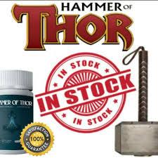 hammer of thor supplement lelaki hebat besar panjang lebar pacak