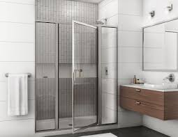 add drama to your bathroom with these shower door ideas bath decors
