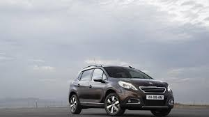 peugeot 2008 crossover 2013 peugeot 2008 priced from 12 995 gbp