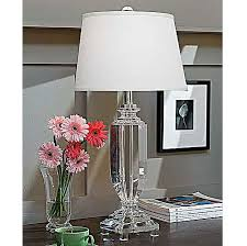 Urn Table Lamp Regina Andrew Crystal Tall Urn Table Lamp 30h At Shop Candelabra