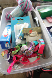 50 best items pack in an operation christmas child shoebox