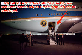 layout of air force one features of air force one business insider