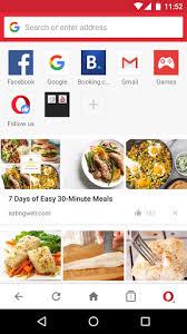 opera mini 16 apk opera mini fast web browser apk for android