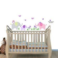 baby animal wall stickers blogstodiefor com amazoncom elephant nursery tree decal pink wall stickers