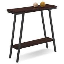 Walnut Sofa Table by Modern Walnut Console Sofa Tables Allmodern