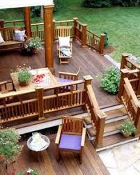 stunning patio decks that will add charm to your life u2026 pinteres u2026