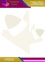 sample company letter head pad u2013 free business letterhead