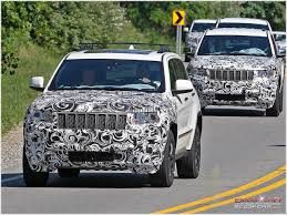 jeep grand wagoneer concept jeep grand cherokee spyshot of the model 2014 scoopcar com