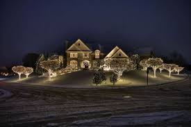 cool christmas christmas lights outdoor display