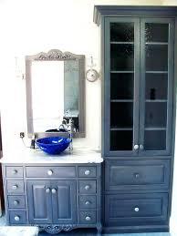 bathroom vanity linen tower best bathroom decoration