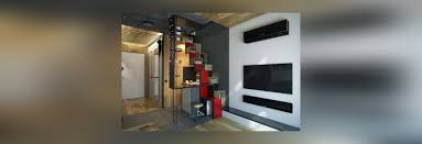 Square Feet To Square Meter Micro Home Design A Super Tiny Apartment With Just 18 Square