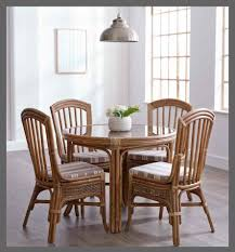 Accent Chair And Table Set Dinning Wicker Rattan Dining Chairs Accent Chairs Cane Back Dining